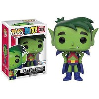 POP! Television: Teen Titans GO: Beast Boy as Martian Manhunter TRU Exclusive