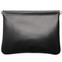 Simple Black Clutch | FashionShop【STYLENANDA】