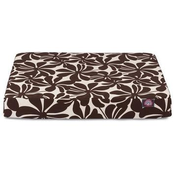 Plantation Orthopedic Memory Foam Rectangle Dog Bed by Majestic Pet Products