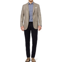 Brioni - Slim-Fit Unstructured Cashmere Blazer | MR PORTER