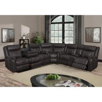 Global Furniture 3 Piece Sectional Gin Rummy Seal