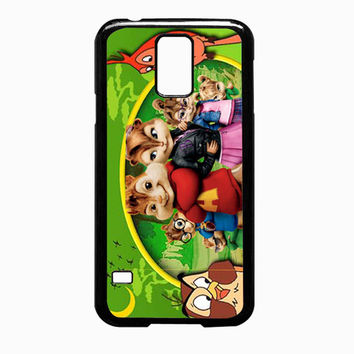 alvin and the chipmunks and the chipettes FOR SAMSUNG GALAXY S5 CASE *PS*