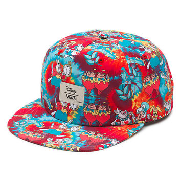 Disney Wonderland Snapback Hat | Shop at Vans