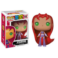 Funko POP! Heroes - Teen Titans - Vinyl Figure - STARFIRE (4 inch): BBToyStore.com - Toys, Plush, Trading Cards, Action Figures & Games online retail store shop sale