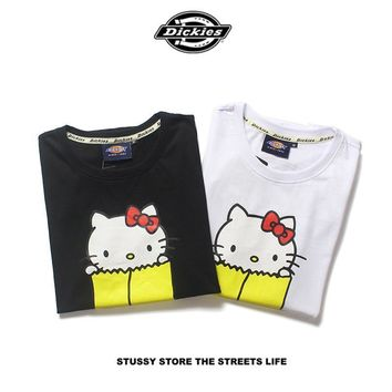 qiyif Dickies X Hello Kitty #3 T-Shirt