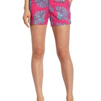 Lilly Pulitzer Women's 5 Inch Callahan Short Printed
