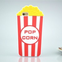 Popcorn Soft Silicone Phone Case
