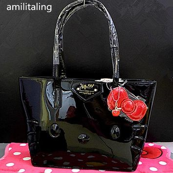 New Hello kitty Handbag Shoulder Bag Purse yey-43181B