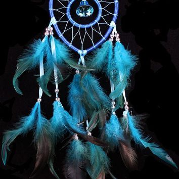 DCCKJ6E Dream Catcher Wind Bell Handcrafts Cars Home Decor [9613386447]