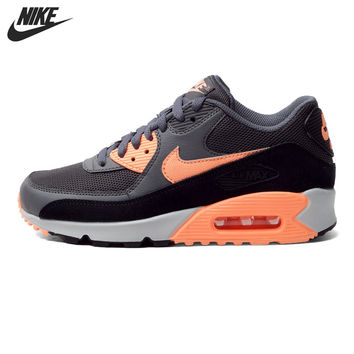 Original New Arrival 2016 NIKE AIR MAX 90 ESSENTIAL  Women's  Running Shoes Sneakers