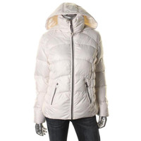 Guess Womens Down Lined Puffer Coat