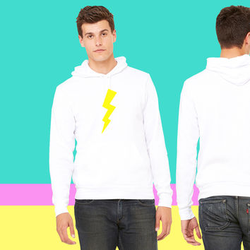 The Flash - superhero logo sweatshirt hoodiee