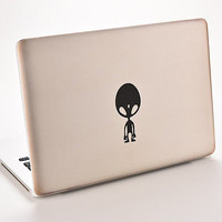 Alien Vinyl Decal Sticker Skin for Laptop MacBook Air Pro 11'' 13'' 15'' inch