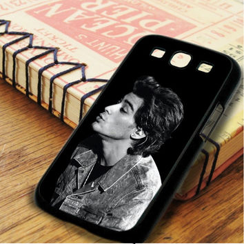 Zyan Malik Singer One Direction Smile Samsung Galaxy S3 Case