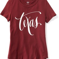 Texas Graphic Tee for Women | Old Navy