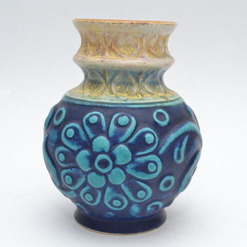 West German Bay keramik vase - 86  14