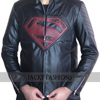 Dawn of Justice Batman Vs Superman Jacket - Available in All Sizes + Free Gift