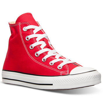 Converse Women's Chuck Taylor Hi Top Casual Sneakers from Finish Line | macys.com