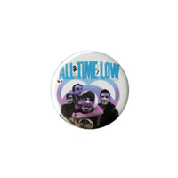 All Time Low Group Pin