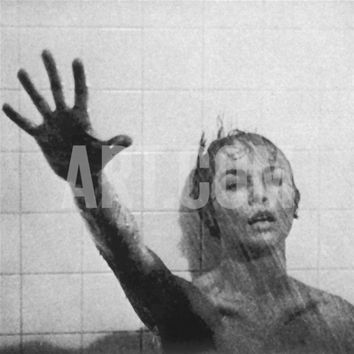 Psycho 1960 Directed by Alfred Hitchcock Janet Leigh Photographic Print at Art.com
