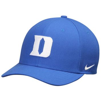 Duke Blue Devils Nike Dri-Fit Wool Classic Adjustable Hat