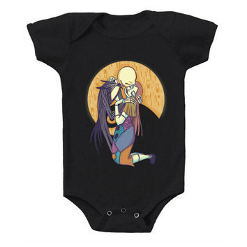 The Kiss Baby Onesuit