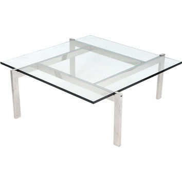 Cosmopolitan Coffee Table, Clear