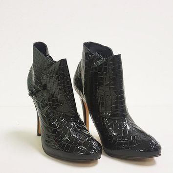 TARSUS BOOTIE - BLACK (SAMPLE)