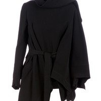 Ann Demeulemeester Cloaked Structured Jacket - L'eclaireur - Farfetch.com