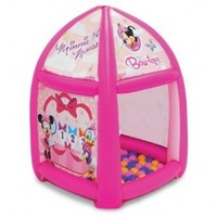Disney Minnie Mouse Pretty Bow Playland with 20 Balls