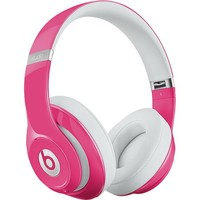 Beats by Dr. Dre - Beats Studio Over-the-Ear Headphones - Pink