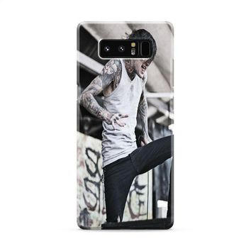 Suicide Silence (grey crouch) Samsung Galaxy Note 8 Case