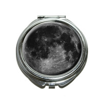 Moon Space Compact Mirror
