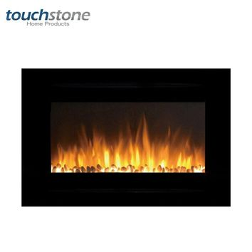"Touchstone The Forte 40"" Recessed/Wall Mounted Electric Fireplace (#80006)"
