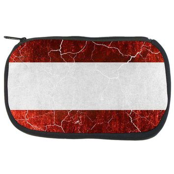 DCCKU3R Austrian Flag Distressed Grunge Travel Bag