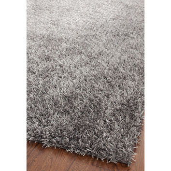 Safavieh Paris Shag Grey Area Rug & Reviews | Wayfair