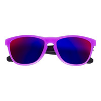 Bangers - Spring Break Keyhole Sunglasses - Grape (Purple)
