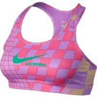 Nike Women's LAX Printed Pro Bra - Dick's Sporting Goods