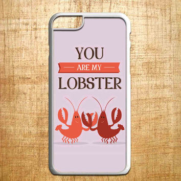 Cute Friends Lobster Quote Pink Love for iphone 4/4s/5/5s/5c/6/6+, Samsung S3/S4/S5/S6, iPad 2/3/4/Air/Mini, iPod 4/5, Samsung Note 3/4, HTC One, Nexus Case*PS*