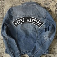 Gypsy Warrior Back Patch