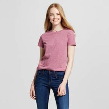 Women's Short Sleeve Essential Crew Tee - Mossimo Supply Co.™