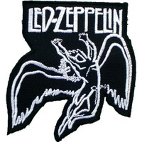 Led Zeppelin Songs Music t Shirts Symbols ML05 Iron on Patches
