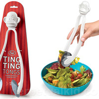 TING TING TONGS SALAD TONGS