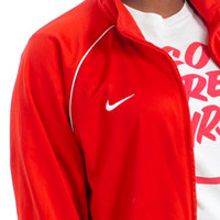Not-Quite-Vintage Nike Track Jacket -One Size Fits Many