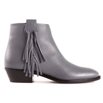 Valentino fringed boots