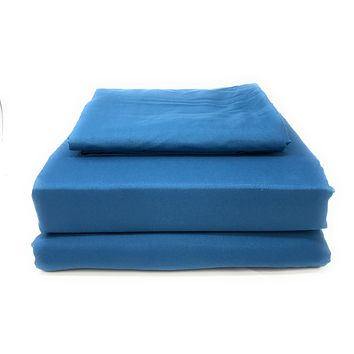 Tache 2-3 Piece Ocean Blue Duvet Cover Set