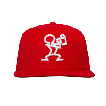 744794776c3 READY SNAPBACK - Red from DETHRONE