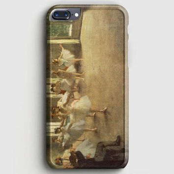 Degas  Ballet Rehearsal iPhone 8 Plus Case | casescraft