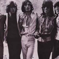 Rolling Stones Band Portrait Poster 11x17