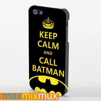 Call Batman iPhone 4/4S, 5/5S, 5C Series Full Wrap Case